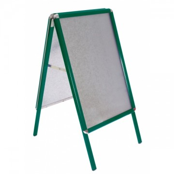 Colour A Board Green Frame