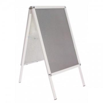 Colour A Board White Frame