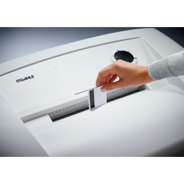 DAHLE 216 strip-cut document shredder