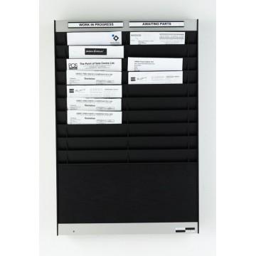 Document Control Panel ( 20 Slots ) Portrait Orientation