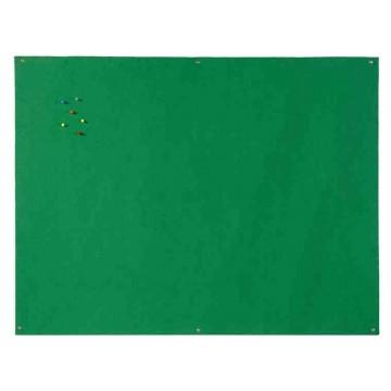 Green Unframed Felt Notice Board