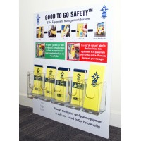 Good to Go Safety Information Station