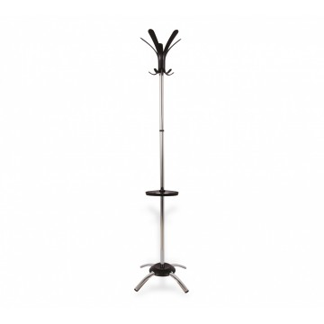 ALBA CLEO 5 Double Peg Coat Stand with umbrella holder