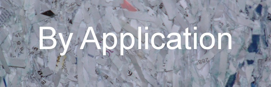 Shredder by Application