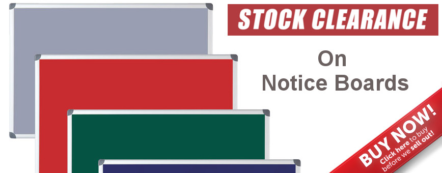 Great Deals on Notice Boards